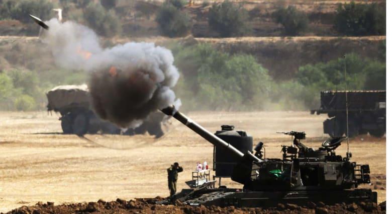 نهاية الهدنة .. إسرائيل ترد على إطلاق الصواريخ بشن غارات على غزة
