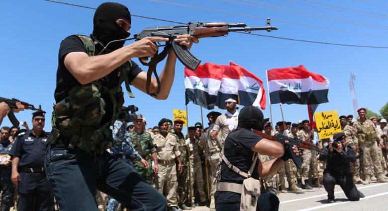 """مصادر عراقية: ضربات جوية ضد """"تنظيم الدولة الإسلامية"""" لم تشارك فيها أمريكا"""