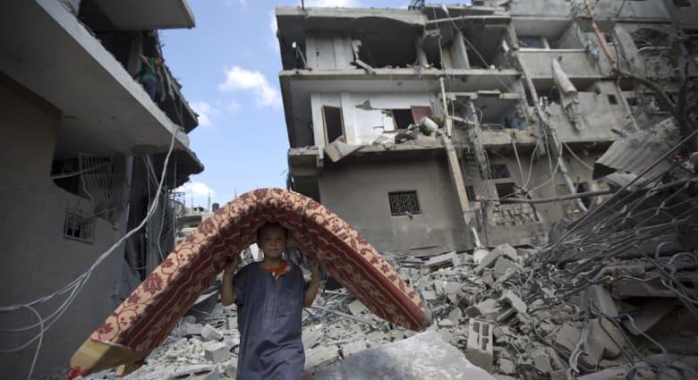مقتل خمسة فلسطينيين بعمليات إسرائيلية في غزة