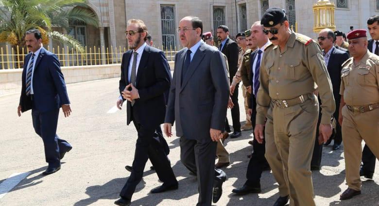 العراق.. المالكي يقبل بالتخلي عن السلطة ويفسح المجال أمام العبادي لتشكيل الحكومة
