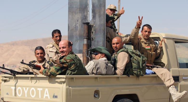 """معركة استرداد سد الموصل: تضارب بشأن الجهة التي تسيطر على """"أخطر سد بالعالم"""""""