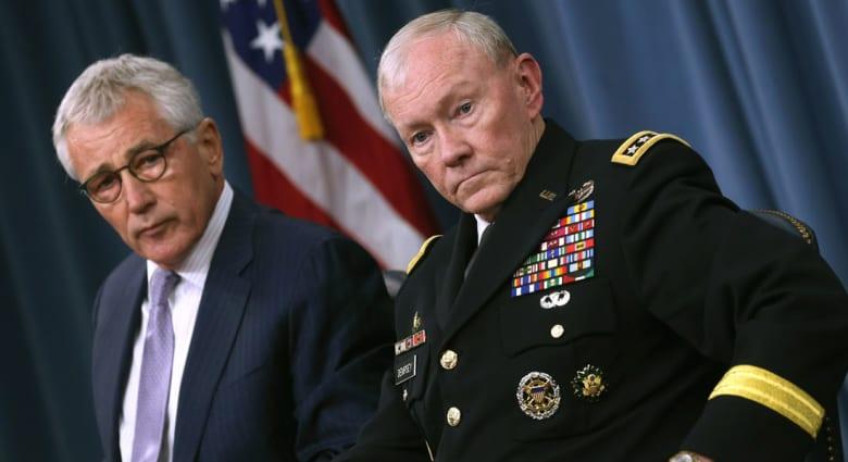 """هيغل: """"داعش تجاوزت كونها مجرد جماعة إرهابية"""".... هل تلاحقها أمريكا  إلى معقلها القوي في شرق سوريا؟"""