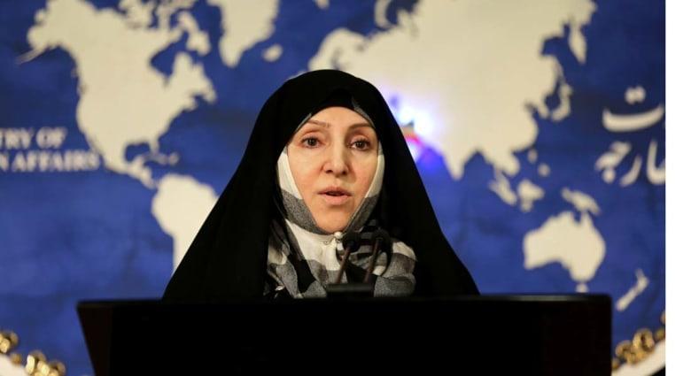 طهران: لا قوات لنا بالعراق وندين الهجوم الإرهابي على المسجد في ديالى