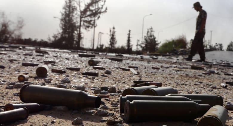 وزارة الدفاع الأمريكية: نعتقد أن مصر والإمارات شنتا غارات جوية داخل ليبيا في الأيام الأخيرة