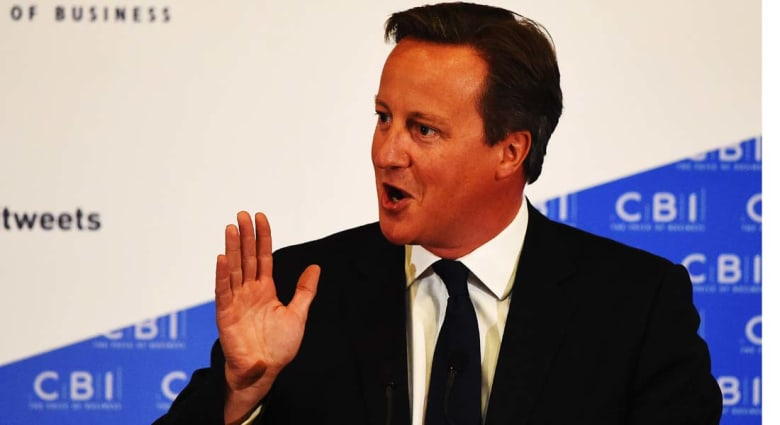 """بريطانيا ترفع درجة التحذير وكاميرون يصف """"داعش"""" بالخطر """"الأعظم والأعمق"""""""