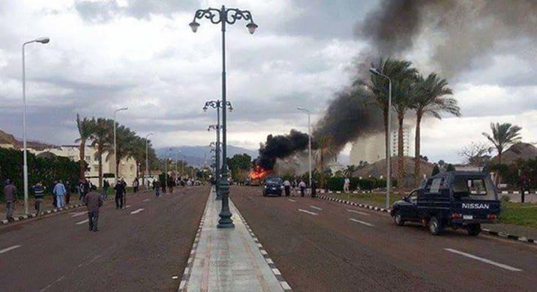 مصر: هجوم بقذائف الهاون على معسكر في الشيخ زويد
