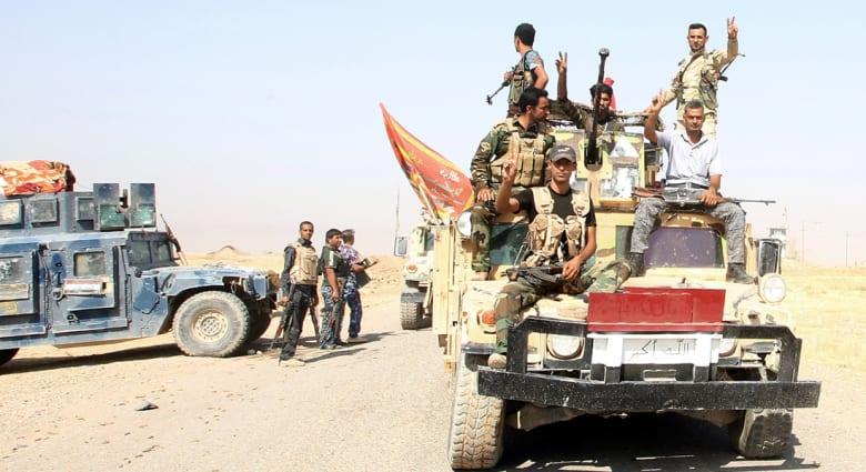 """حرب داعش.. اختطاف 50 رجلاً بكركوك ومقبرة جماعية بتكريت وبدء عملية """"تحرير الموصل"""""""