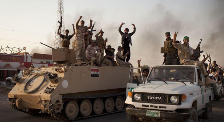 """أنباء عن اقتراب معركة """"تحرير الموصل"""" من قبضة داعش وشخصيات سنية ترفض مشاركة ميليشيات شيعية"""