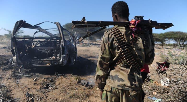 الصومال.. حركة الشباب تتبنى هجوما يودي بحياة 16 تزعم أن من بينهم أمريكيين