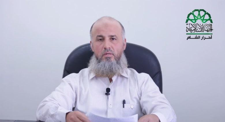 بعد مقتل قائدها.. أحرار الشام تنصب هاشم الشيخ أبوجابر أميرا لها.. وهذا ما جاء بأول كلمة له