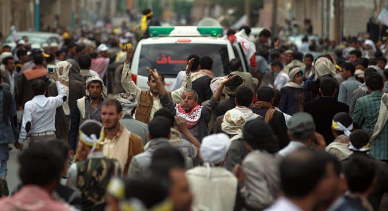 اليمن: طوارئ غير معلنة بصنعاء واستمرار قصف مواقع الحوثين بالجوف