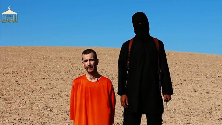 تنظيم داعش يعلن قطع رأس الرهينة البريطاني ديفيد هينز ويهدد بقتل آخر