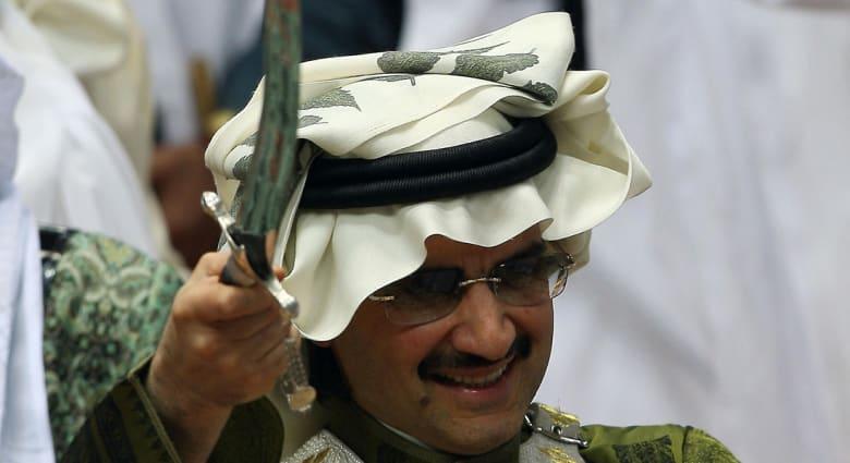الوليد بن طلال يضاعف منحة فوز الهلال السعودي على العين الإماراتي