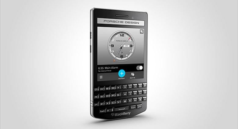 بورشة تصمم هاتف بلاكبيري الجديد ولكن الثمن باهظ