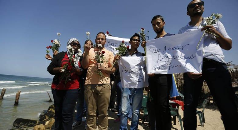 صحف العالم: حكايات فلسطينيين غرقوا هربا من غزة نحو المجهول
