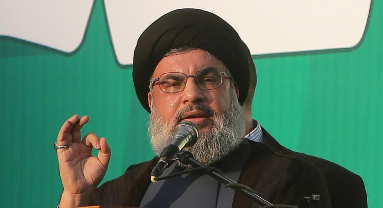 """نصرالله: لا نؤيد التحالف الدولي ضد داعش.. ومن قال إن حزب الله لا يريد التفاوض حول العسكريين المختطفين """"كاذب ومنافق"""""""