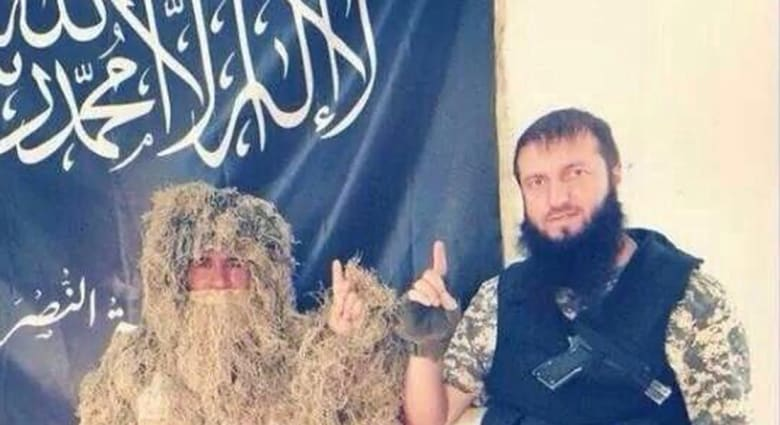 """جبهة النصرة تعلن مقتل القيادي """"أبويوسف التركي"""" بالغارات الدولية وتعتبره """"سادس قناص عالميا"""""""