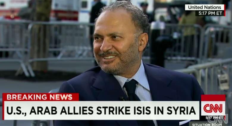 الوزير الإماراتي قرقاش لـCNN: التزامنا بمواجهة داعش طويل الأمد وانضمام قطر يؤكد الخطر المشترك.. ونرفض استفادة الأسد
