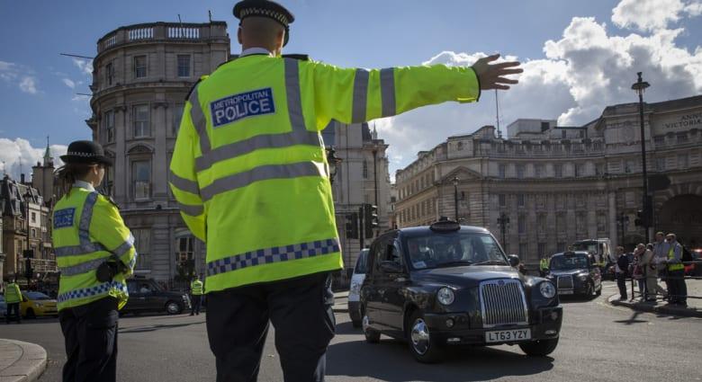 """لندن: 9 موقوفين بحملة اعتقالات لمتهمين بالإرهاب على صلة بـ""""الإسلام المتشدد"""""""