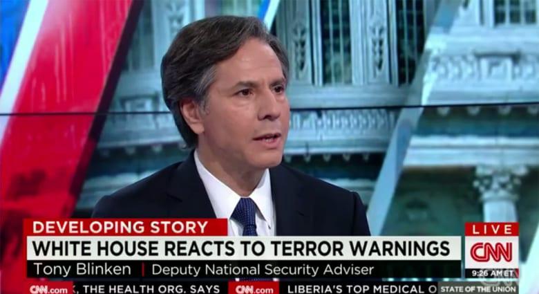 نائب مستشار الأمن القومي الأمريكي لـCNN: نستبق المشكلة مع داعش.. لم نقع بفخ إرغامنا على إرسال قوات برية.. ونتعامل مع الموضوع بذكاء