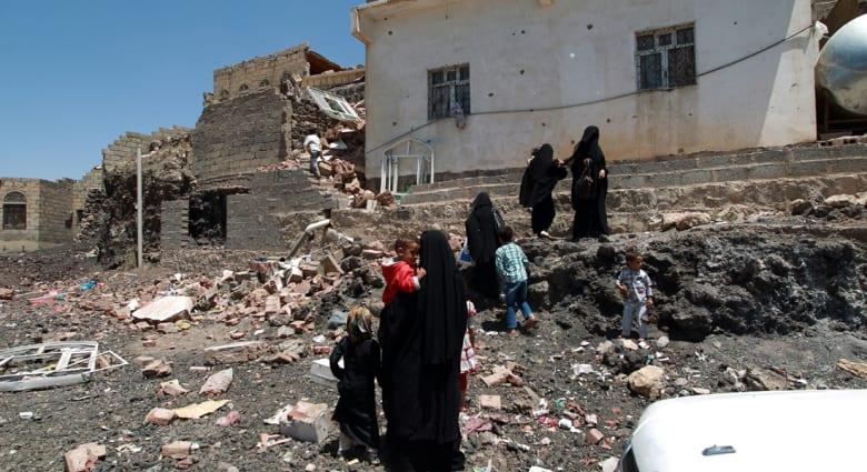 اليمن:طفل يهز حي الجراف عند عودته من شراء كوسة لوالدته