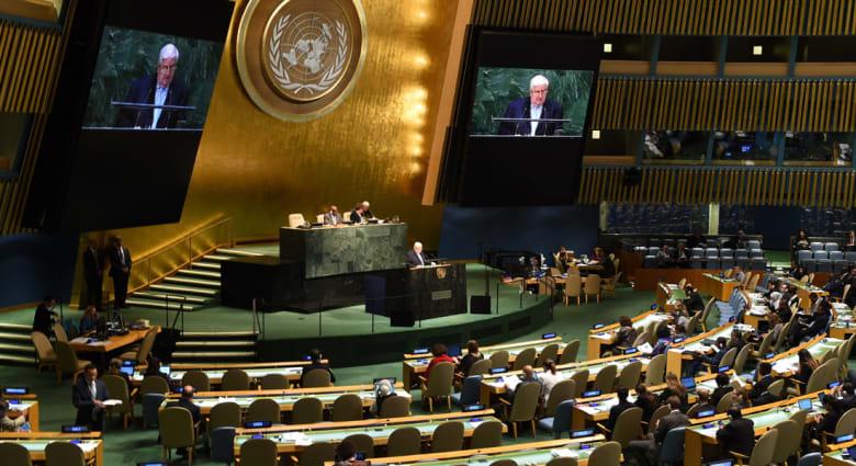 """المعلم بالأمم المتحدة: دعم واشنطن لـ""""مجموعات معتدلة"""" يشكل """"وصفة"""" لزيادة الإرهاب"""