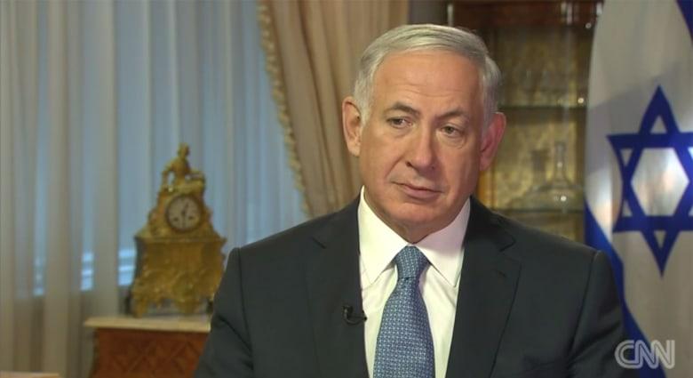"""نتنياهو يعرض لـCNN تقييم استخبارات إسرائيل لـ""""داعش"""".. عددهم ومصادر قوتهم وتمويلهم"""