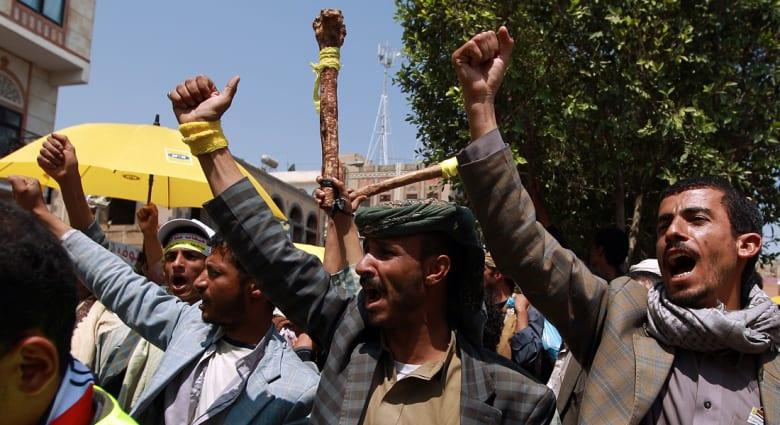 اليمن.. الحوثيون والمؤتمر وحلفائه يرفضون تكليف بن مبارك لتشكيل الحكومة