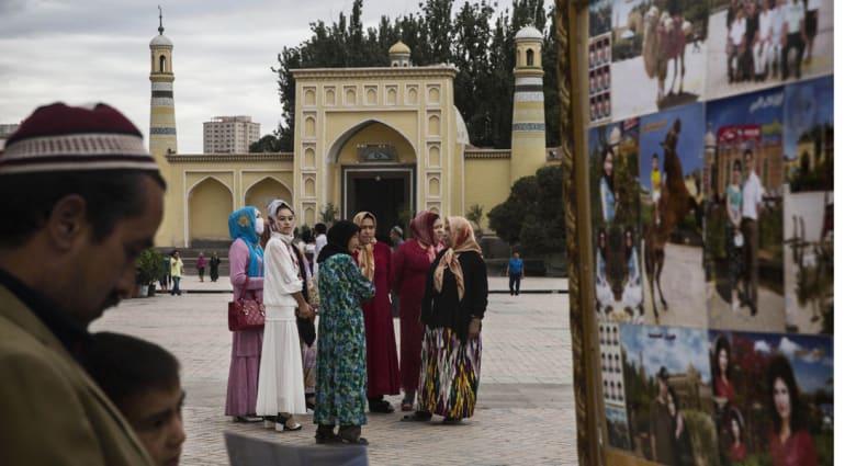 محاولة لتغيير صورة مسلمي الصين بعدسة مصور شاب