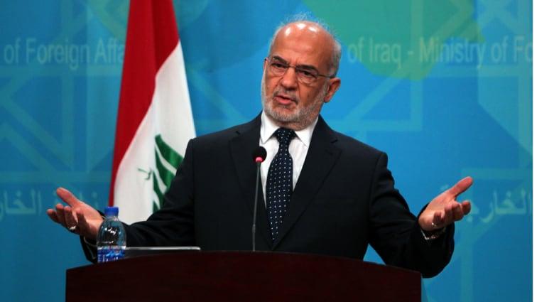 """الجعفري: لن ندفع للتحالف مقابل قصف """"داعش"""" ولم نطلب قوات برية"""