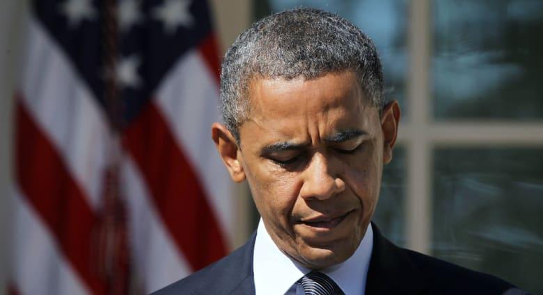 أوباما بعد اكتساح الجمهوريين للكونغرس بالانتخابات النصفية: سمعتكم