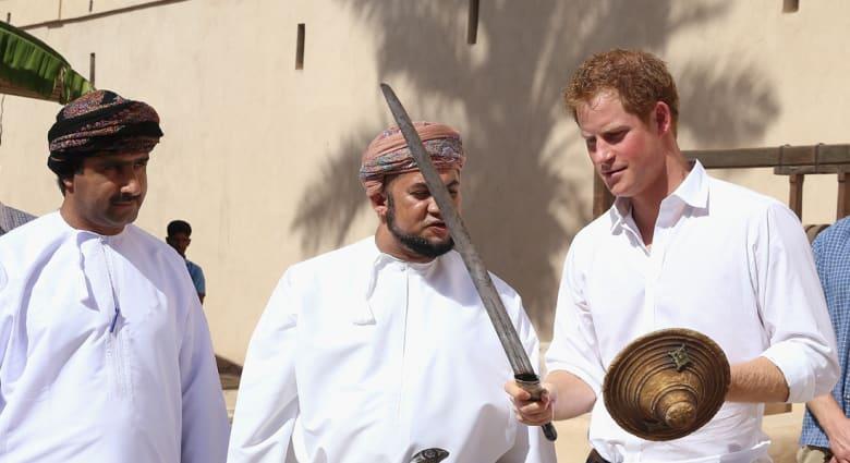 """ما أكثر ما يخشاه الأمير هاري وكشف عنه بحملة """"لا تشعر بالخزي""""؟"""