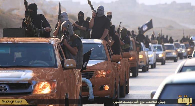 قائد القوات الأمريكية بأفريقيا: 200 عنصر يستهلمون تجربة داعش ويقيمون معسكرات تدريب بليبيا
