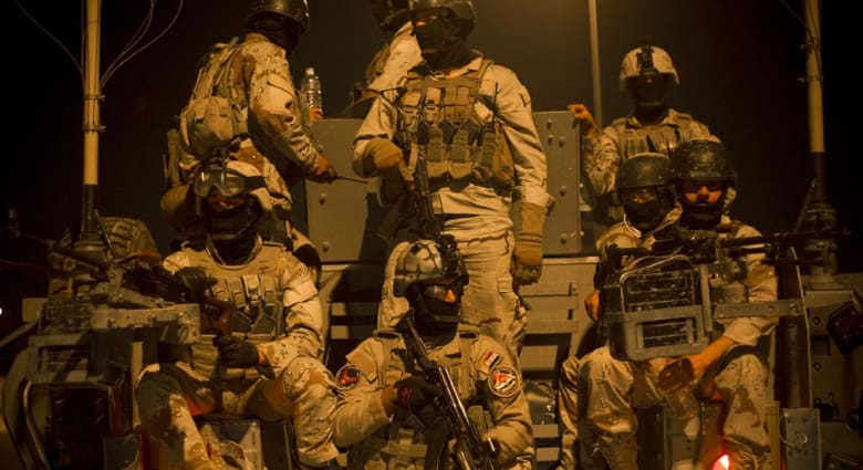 """العراق: ضبط خلية تابعة لـ""""داعش"""" مهمتها تأمين الانتحاريين"""