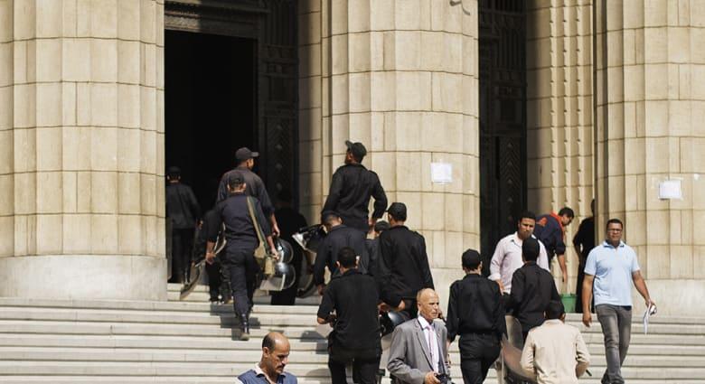 """مصر: أولى جلسات محاكمة مدرب الكاراتيه بطل """"الفضيحة الجنسية"""""""