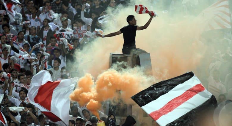 أبطال أفريقيا: الزمالك المصري يخسر بهدف أمام مازيمبي الكونغولي