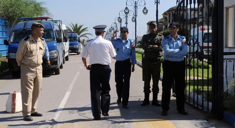 المغرب: تفكيك شبكة لتهجير السوريين لمنطقة مليلة