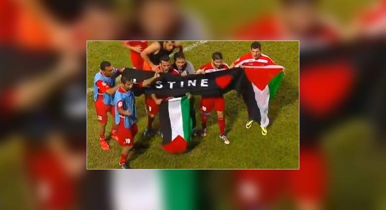 المنتخب الفلسطيني يضرب عصفورين بحجر ..أول لقب دولي رسمي بتاريخه وتأهل لكأس أمم آسيا