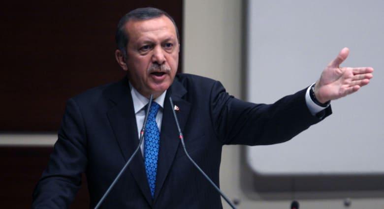 إردوغان: الدول مكلفة بحماية السفارات والقوات العراقية انسحبت من الموصل قبل اقتحام داعش لقنصليتنا