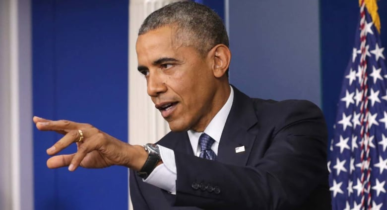 أوباما: يجب إطلاق الإسرائيلي المختطف ويصعب استعادة الهدوء دون ضمانات بالتزام حماس