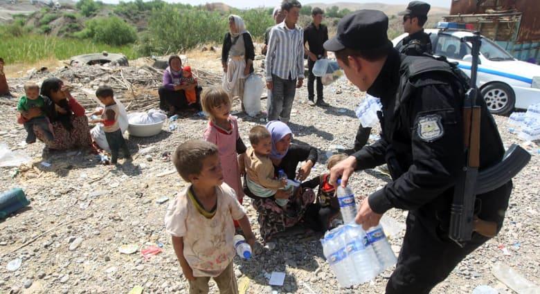 """العراق.. انفجارات تحصد 9 قتلى ببغداد وتحطم مروحية بـ""""مهمة إنسانية"""" في سنجار"""