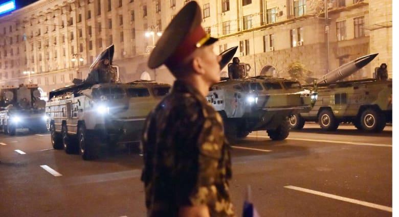 غزو روسي واسع النطاق لجنوب أوكرانيا ومعلومات عن 1000 جندي دخلوا الحدود