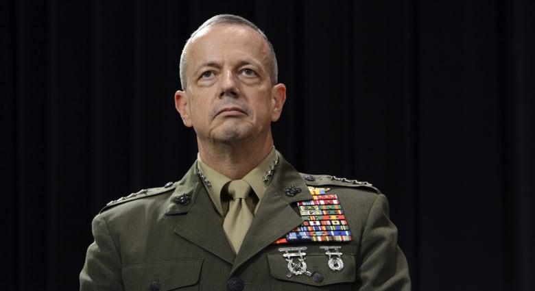 """الجنرال جون آلان.. المارينز المخضرم لتنسيق الجهود للقضاء على """"داعش"""""""