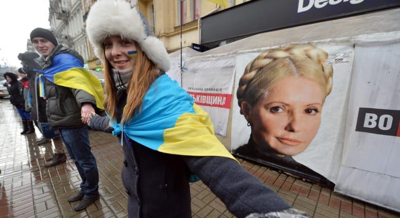 أوكرانيا.. البرلمان يقر تعديلاً لإطلاق سراح تيموشينكو