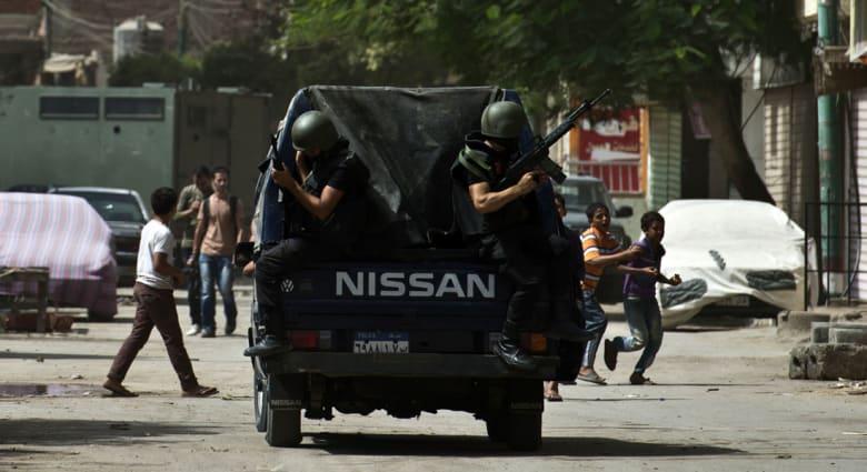 """مصر.. مقتل 5 من """"أخطر"""" عناصر """"بيت المقدس"""" في عملية أمنية استباقية بالشرقية"""