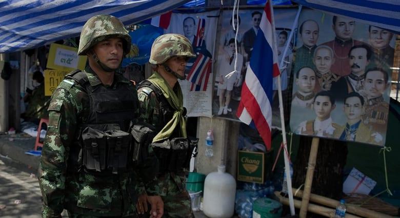 """صحف العالم: الفرق بين """"انقلاب"""" مصر و""""انقلاب"""" تايلند"""