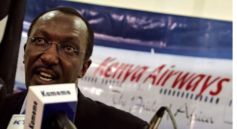 """""""أيبولا"""" القاتل يوقف رحلات الطيران الكيني إلى ليبيريا وسيراليون"""