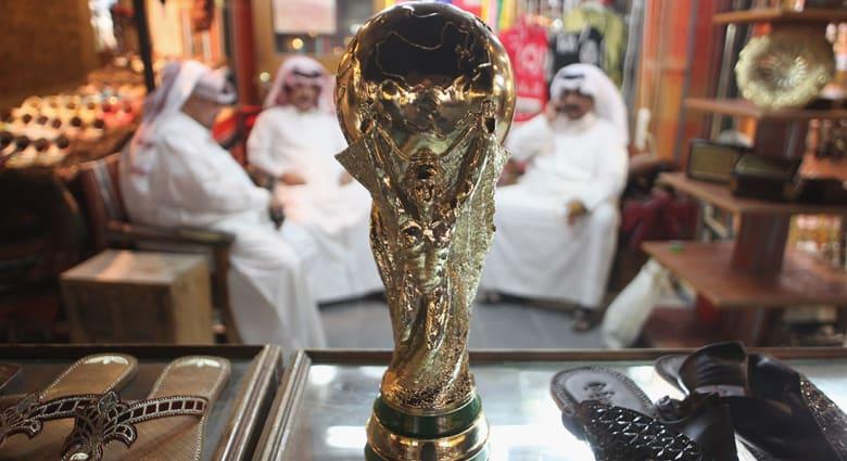 """صحف: دعوة لمقاطعة مونديال قطر ورسالة """"تعزية"""" للسيسي"""