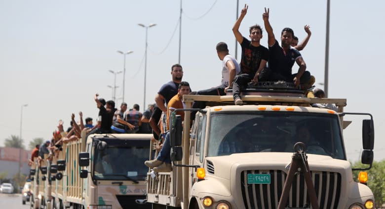 """العراق: مديرية الحشد الشعبي لتنظيم تدفق المتطوعين لمواجهة """"داعش"""""""