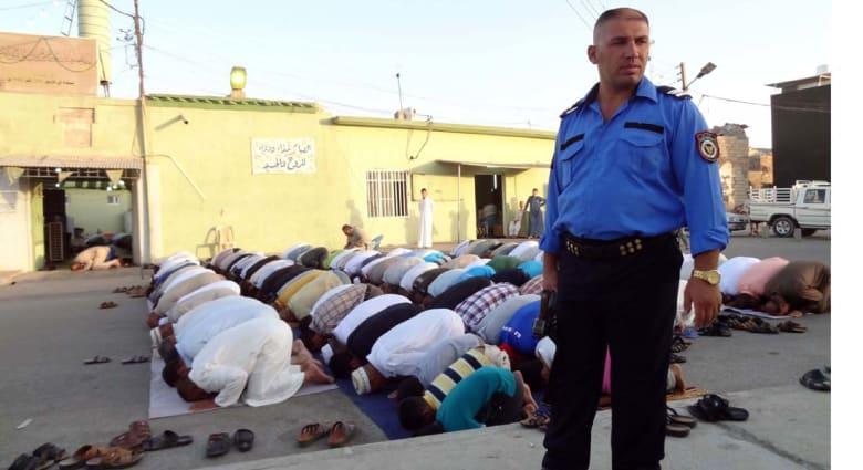 الأمم المتحدة تدين الهجوم على مسجد للسنة بالعراق وتحذر من العنف الطائفي